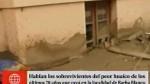 Huarochirí: pueblo de Barba Blanca fue enterrado p...