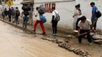 Chosica: personas no damnificadas estarían recibiendo donaciones - Noticias de ramiro gil serrate