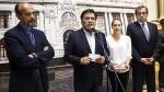 Interpelación a Vizcarra: APRA asistirá a sesión del pleno - Noticias de javier ramos