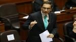 Martín Vizcarra asistirá hoy a interpelación como señal de transparencia - Noticias de lee shau kee