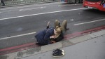 Londres: fotógrafo que captó ataque en puente Westminster narra su testimonio - Noticias de mujer sorda