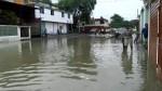Piura: urbanización El Chilcal se encuentra inundada tras intensas lluvias - Noticias de amanecer