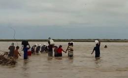 Lambayeque: desborde de río La Leche incomunica a Chiclayo y Piura