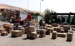 Tacna: decomisan 500 mil soles en mercadería de contrabando