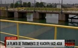 Huachipa: ¿cuáles son los cuestionamientos a la planta de tratamiento?