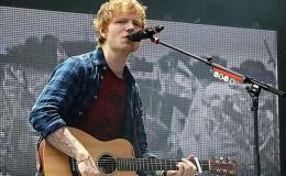Ed Sheeran: este es el setlist de su gira mundial