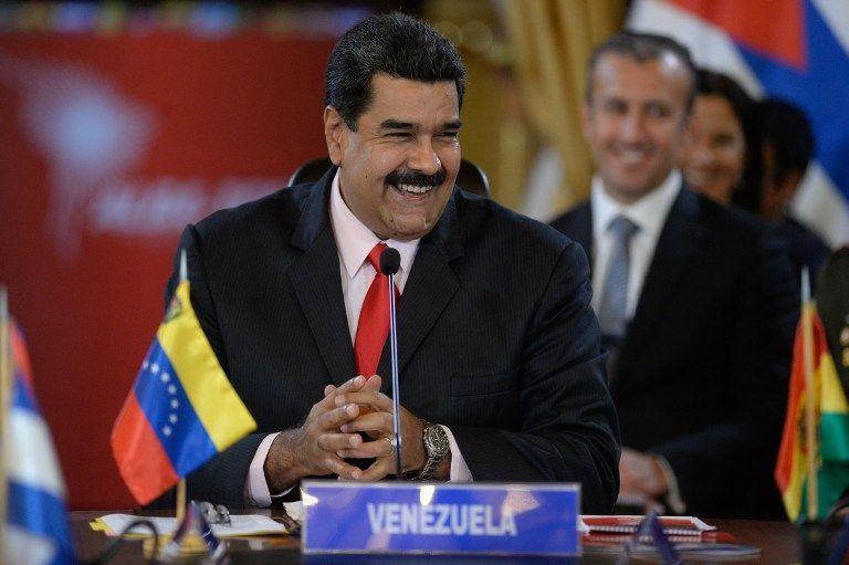 Miles de venezolanos se manifiestan contra injerencismo de la OEA