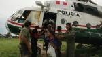Policía Nacional rescató y auxilió a 19,627 afectados por lluvias y huaicos - Noticias de policía