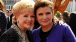 Hollywood: Debbie Reynolds y Carrie Fisher recibieron multitudinario homenaje - Noticias de john hollywood