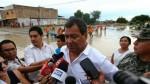 Piura: Ejecutivo toma medidas para evitar más daños por crecida de río - Noticias de reynaldo arenas