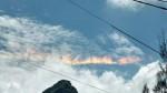 Chiclayo: arcoíris de fuego aparece en el cielo - Noticias de chiclayo