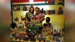 Christian Domínguez y Karla Tarazona celebraron juntos el cumpleaños de su hijo - Noticias de fundao dom cabral