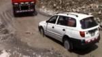 Huancavelica: huaicos interrumpen la circulación en la vía Los Libertadores - Noticias de huancavelica
