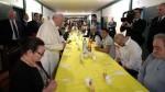 Papa almorzó con presos en Milán y celebró misa ante 1 millón de personas - Noticias de don lino