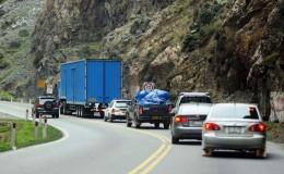 Carretera Central: vehículos livianos no podrán transitar hasta el 4 de abril