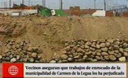 SMP: más de 10 viviendas colapsaron por aumento de caudal del río Rímac