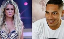 Leslie Shaw: esto dijo de su supuesto encuentro con Paolo Guerrero en Brasil