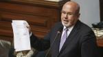 Bruce propone sancionar a alcaldes que entreguen títulos en zonas riesgosas - Noticias de carlos bruce