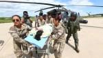 Piura: Fuerzas Armadas auxiliaron a más de 5 mil damnificados - Noticias de javier ramos