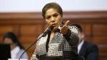 Salgado: Caso de Venezuela no es igual al 5 de abril - Noticias de jimmy chinchay