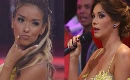 Shirley Arica le respondió a Tilsa Lozano tras su baile en 'El Gran Show'