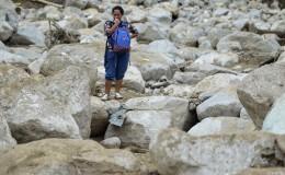 Colombia empieza frenética búsqueda de sobrevivientes tras avalancha