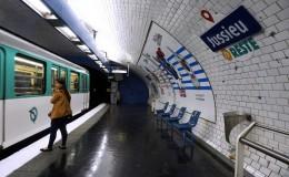 Francia refuerza con 140 efectivos los transportes parisinos