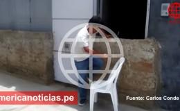 Trujillo: vecinos levantan muros en sus puertas para protegerse de huaicos
