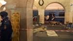 Ataque en San Petersburgo: maquinista no paró el tren hasta la siguiente estación - Noticias de tom graves