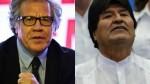 OEA celebrará sesión sobre Venezuela sin Bolivia, que suspendió la cita - Noticias de alfonso vargas