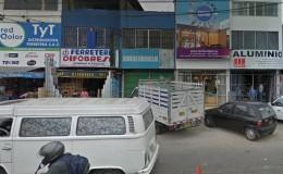 Surquillo: ladrones disfrazados de heladeros robaron 30 mil dólares a cambista