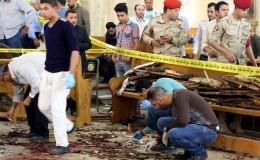 Egipto: más de 40 muertos tras atentados contra iglesias