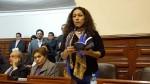 Chacón: Recomiendo a Kenji Fujimori presentar ley sobre crímenes de odio - Noticias de cecilia chacon
