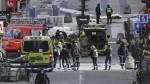 Estocolmo: atentado terrorista con camión dejó al menos cuatro muertos - Noticias de stefan mihajlovi