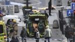 Estocolmo: detienen al presunto autor del atentado terrorista - Noticias de anders persson