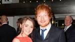 Ed Sheeran brindó detalles de su participación en 'Game Of Thrones' - Noticias de arya stark