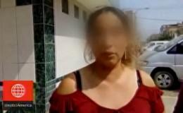 Mujer es brutalmente agredida por su pareja en Puente Piedra