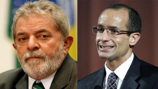 Lula Da Sila y Odebrecht. Foto: Difusión