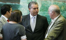 Lava Jato: fujimorista Víctor Albrecht dejó el cargo de presidente de comisión