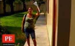 Profesora se atrincheró en colegio exigiendo ser repuesta como directora