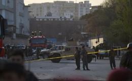 Kabul: al menos cinco muertos dejó atentado cerca de palacio presidencial