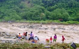 Indeci: desborde de ríos en Cusco dejaron al menos 30 familias afectadas