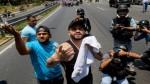 'Chino y Nacho': gases afectaron a 'Nacho' durante protestas en Venezuela - Noticias de chino y nacho