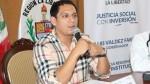 Denuncian a Gobernador de La Libertad por viajar a España en plena emergencia - Noticias de luis valdez