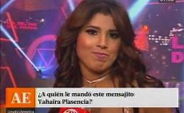 Yahaira Plasencia: ¿a quién le dedicó su nueva canción?
