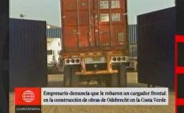 Callao: empresario fue estafado y perdió mini volquete
