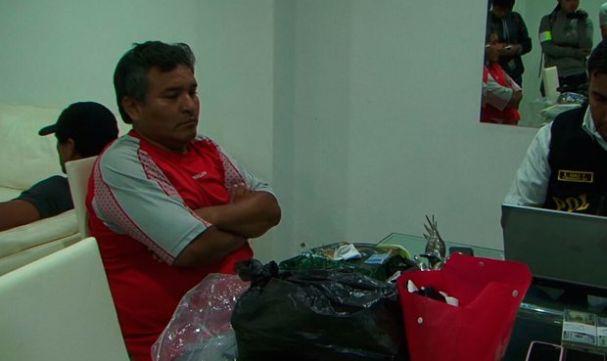 Richard Ramos Ávalos: Piden prisión preventiva para el alcalde de Chilca
