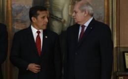 Comisión de Defensa pasa a Ollanta Humala y Pedro Cateriano como investigados