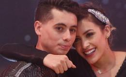 Milett Figueroa y Patricio Quiñones más enamorados que nunca