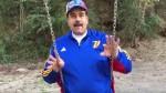 Facebook: Nicolás Maduro dio mensaje por Semana Santa desde un columpio - Noticias de nicolas ruesens
